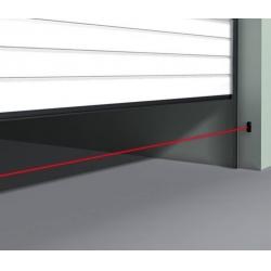 Монтаж фотоэлементов для секционных ворот